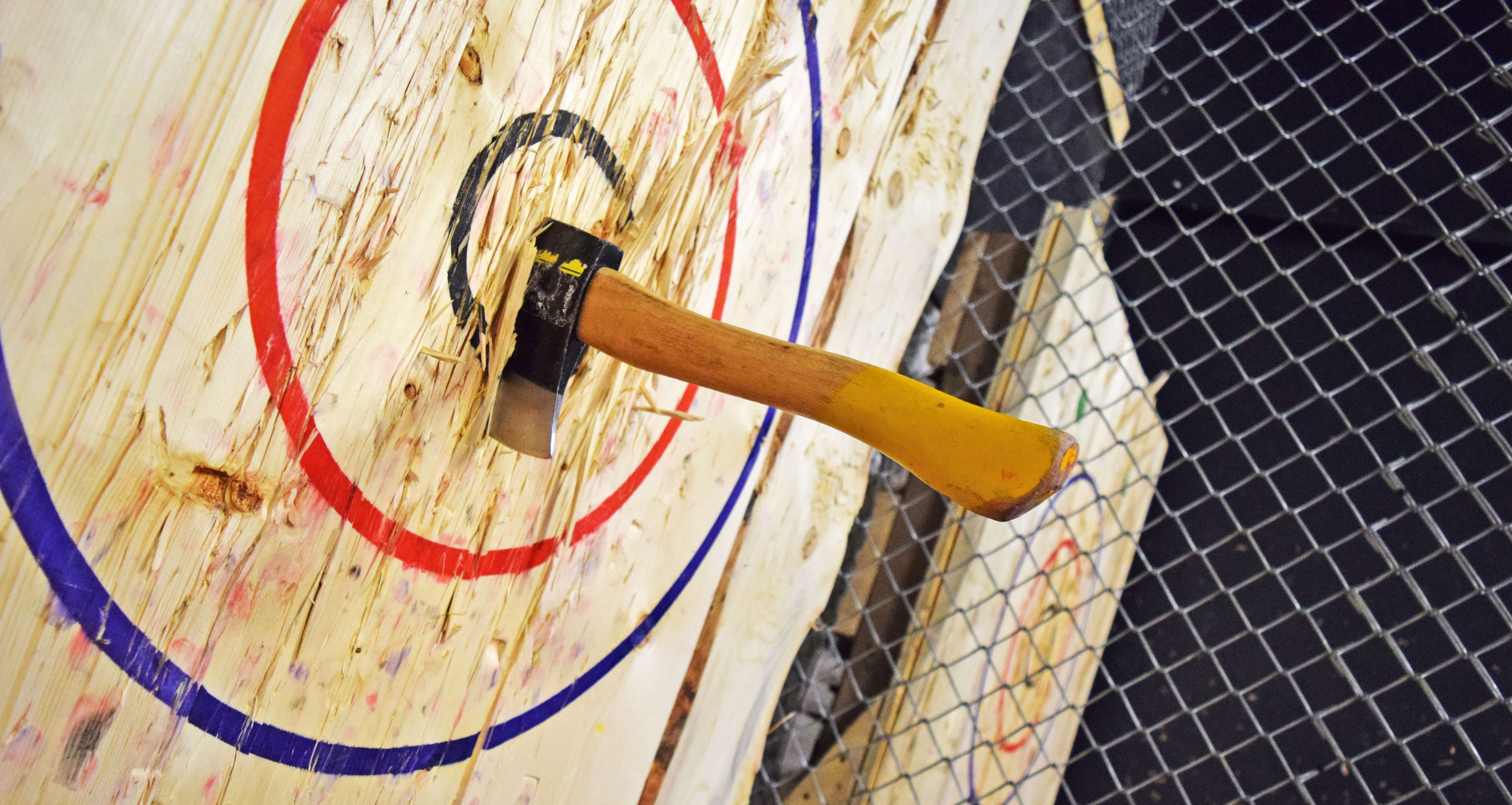 Benefits of Axe Throwing (for Beginners)